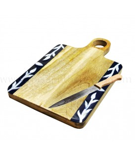 Inlay Mother of Pearl Chopping Board