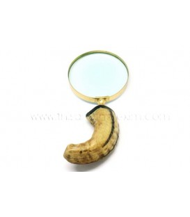 Authentic & Naturla Horn Magnifying Glass